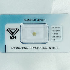 Diamond – 0.24 ct No Reserve