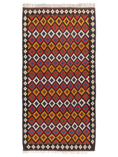 Antique Zarand Kilim, 350 x 178 cm