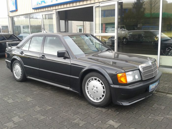 Mercedes E   V Cosworth For Sale