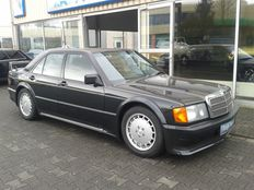 Mercedes-Benz - 190 E Evolution I 2.5-16 V - 1989