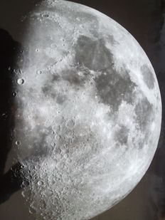 The Moon, seen and visited