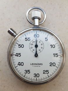 Leonidas stopwatch, around 1960