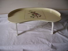 Sewell production / bed table / foldable / English / vintage / + service trays