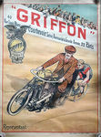 Check out our Louis Trinquier-Trianon - Griffon Cycles - ca. 1905