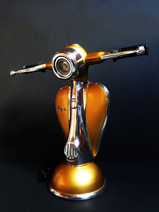 Vespa desk lamp - early 21st century