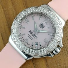 Tag Heuer Diamonds  Formula 1 Professional  200 m -  Ladies Watch