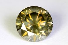 Diamond - .59 ct.