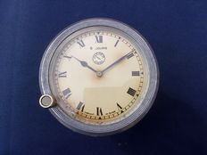 Jaeger car clock early 20th century Switzerland