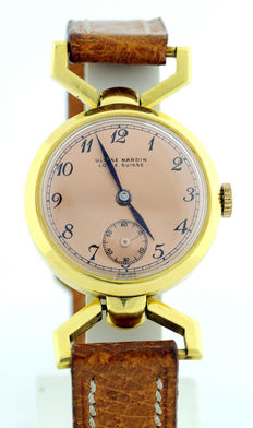 Ulysse Nardin ladies' wristwatch Circa 1940