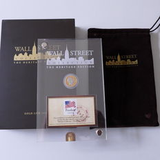 World – Wall Street Collection 2014 – The Heritage Edition – German Reich, 10 Mark 1890