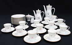 Rosenthal - coffee and tea set for 12 people