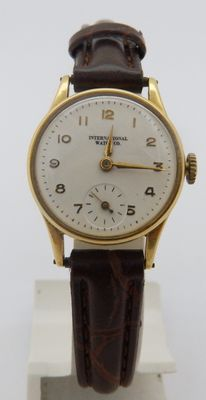 International Watch Company. Ladies' watch. Circa  1949.