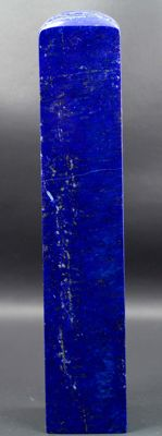 Premier quality Royal Blue Lapis Lazuli - 206 x 38 x 38mm - 990gm