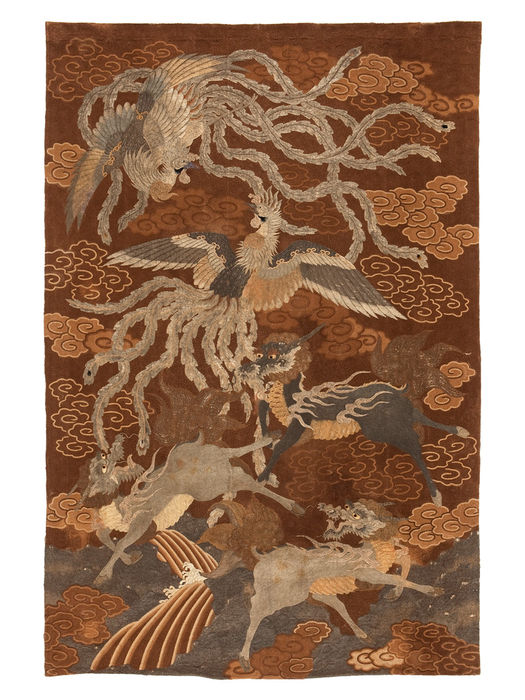 Japanese wall decoration - 265 x 175 cm
