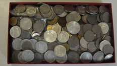 Italy/World – lot of over 500 coins