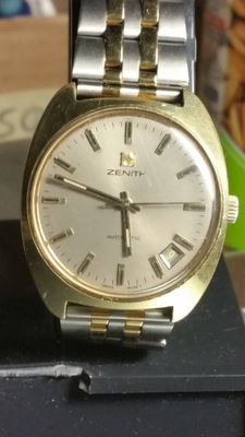 Zenith gold plated - Automatic - 1998