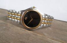 Movado museum – Steel and gold – 36 mm – Unisex