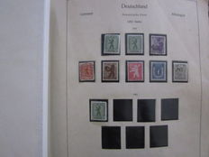 Democratic Republic of Germany - collection from 1945
