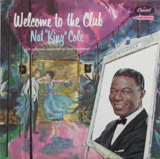 Big Bands and Orchestras with their Voices Welcome to the Club 20 LP's & 3 Double Albums.
