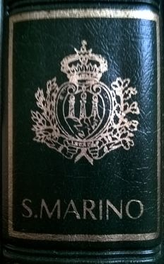 San Marino – 36 annual sets from 1962 to 1997