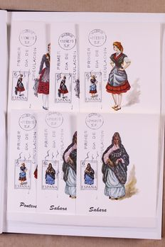 European countries 1950/1985 – Batch of approx. 775 FDC, covers and maximum cards