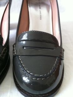 Marc by Mark Jacobs - heel loafers