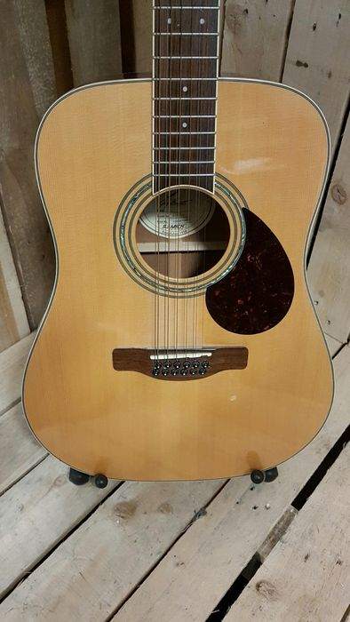 12 string acoustic guitar dreadnought body grover tuners catawiki. Black Bedroom Furniture Sets. Home Design Ideas