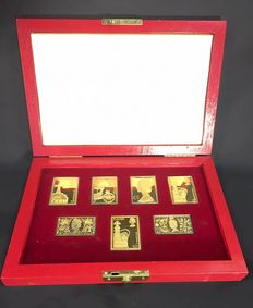 25th Anniversary of the Coronation of Queen Elizabeth II 1953-1978, Silver Bar Collection, London