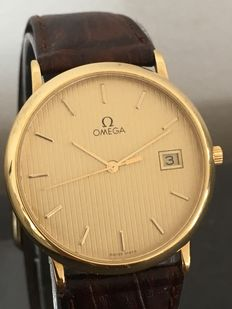 Omega de Ville men's wristwatch – around the 1980s.