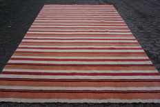 NEW modern carpet - approx. 340 x 242cm - from 1 Euro NO RESERVE PRICE - condition: NEW