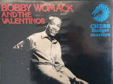 Bobby Womack - Lot of 5 albums