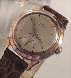 LCB watch – men's watch from the 1940s/50s