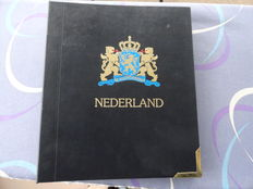 The Netherlands – 5 cents up to 50 guilders 1982/2001 Beatrix, complete including silver, in album.