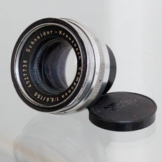 Schneider-Kreuznach 1:5.6 150 mm enlarging lens (probably purchased in the '90s)
