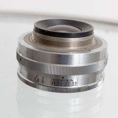 Schneider-Kreuznach enlarging lens 1:6.8/120 mm (purchased probably 1990s)