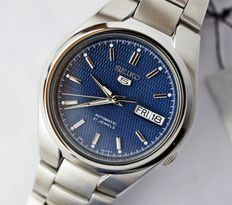 Seiko 5 automatic – men's wristwatch – 2015 - NOS