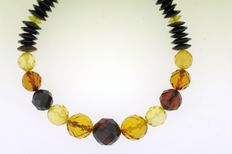 Necklace made of Baltic Amber, 28 gram