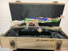 Seven Hansen & Ray Coster - Art Against War - Peace Edition