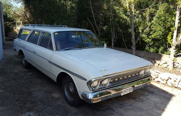 Rambler - Classic 660 Cross Country - 1964