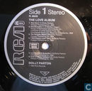 Vinyl records and CDs - Parton, Dolly - The Love Album