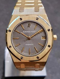 Audemars Piguet Royal Oak - VINTAGE year 1979 Men's watch - with warranty
