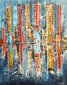 Suzanne Visser - The city that never sleeps
