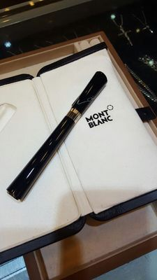 Special Montblanc pen with its slipcase Marlene  Dietrich