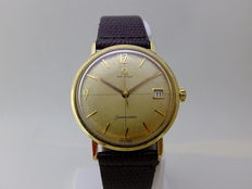 Omega Seamaster Gold-steel Men's Watch 1970's