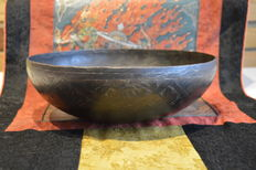 Singing bowl – Nepal, Tibet – 2nd half of the 20th century