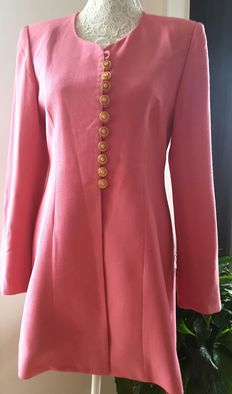 Alouette Paris Blouse - Made in France - With Gold-Plated Buttons.