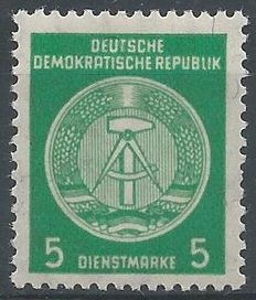 GDR or East Germany – Official stamp – Michel 29yllxl