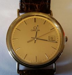 Omega - Swiss Made - Gold - Calibre 1430 - Men's watch