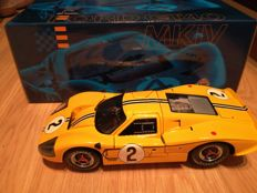 Exoto - Scale 1/18 - Ford GT 40 MK IV #2 - Yellow- Le Mans 1967
