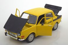 Norev - Scale 1/18 - Simca 1000 Rallye 2 1976 - Colour Yellow